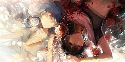 Magi Labyrinth Judal Magic Anime Aladdin Flowers