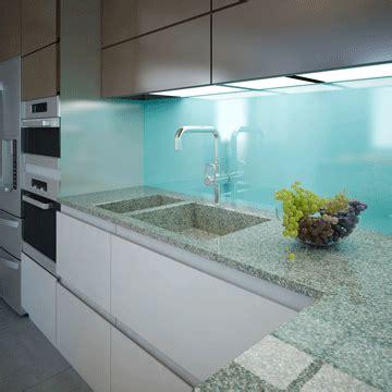 glass backsplash dulles glass  mirror