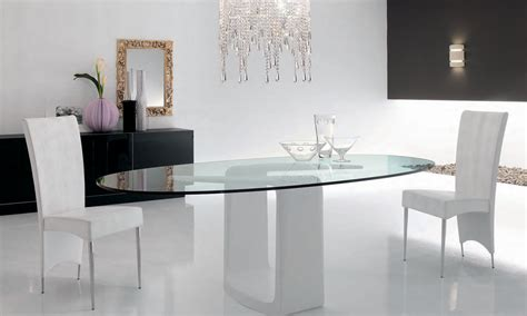 mesas de cristal  comedor