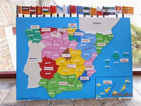 maqueta de un mapa de geograf 237 a profesor juan