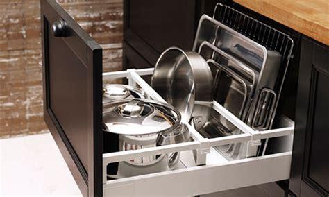 separateur de tiroir cuisine am 233 nagements int 233 rieurs tablettes et tiroirs ikea