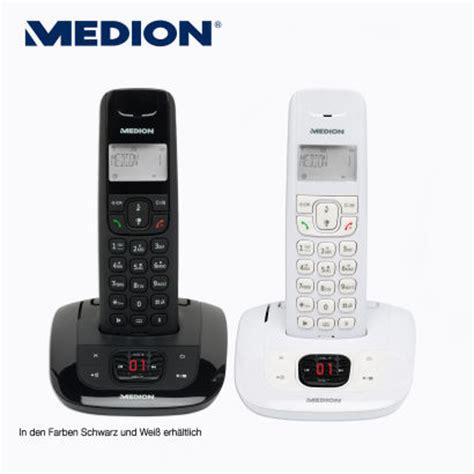 aldi nord medion e63192 md 84832 dect telefon im - Aldi Len Led