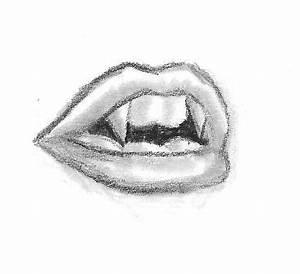vampire teeth by domotink on DeviantArt