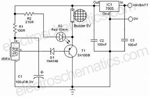 remote controlled alarm circuit With using a remote starter switch to bypass the control circuit and