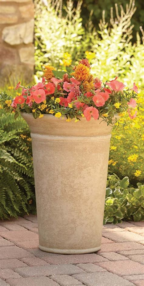 better homes and gardens planters 38 best we container gardens images on