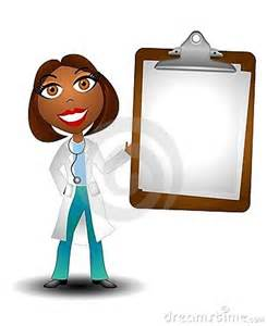 Female Doctor Cartoon Clip Art