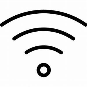 Wifi Icon | Line Iconset | IconsMind