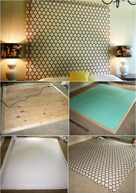 superb diy headboard ideas   beautiful room diy crafts