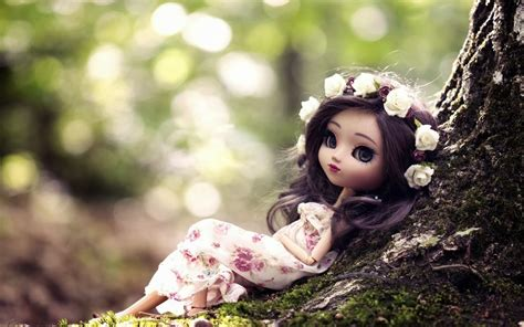 Cute Dolls Hd Wallpapers And Images