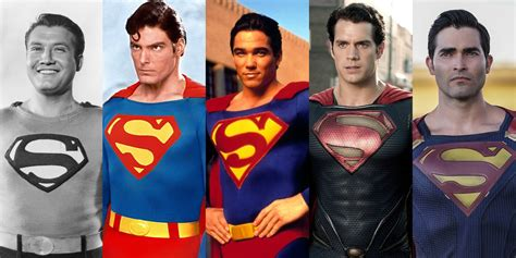 Every Adaptation Of Superman Ranked Screenrant