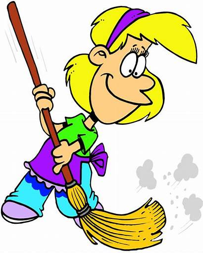 Cleaning Cartoon Cleaner Clip Cartoons Kisspng