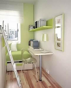 Schlafzimmer Für Kleine Räume : 50 ideen f r kleines zimmer einrichten und dekorieren ~ Sanjose-hotels-ca.com Haus und Dekorationen