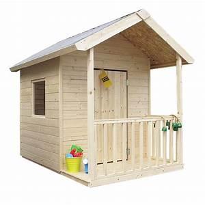 Maison En Bois Enfant : cabane pour enfants kangourou booa ~ Nature-et-papiers.com Idées de Décoration