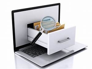 cloud storage vs data storage With online document organizer