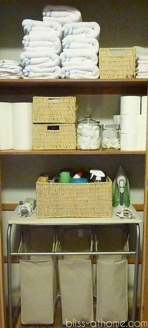 17 Best Images About Chic, Organised Closets Linen! On