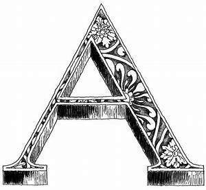 1000 images about decorative letters on pinterest the With single alphabet letters images