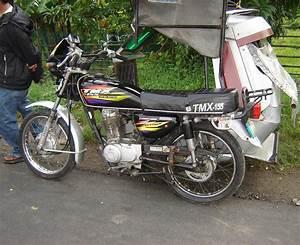 Tmx 155 Motorcycle 2008 Model