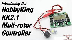 Hobbyking Kk2 1 Replaces Kk2 0 Multirotor Controller