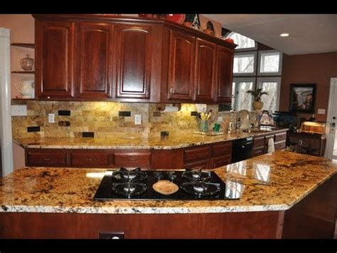 ideas for kitchen backsplashes with granite countertops backsplash ideas for granite countertops kitchen 9608