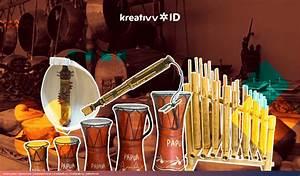 20 Alat Musik Tradisional Indonesia Yang Mendunia