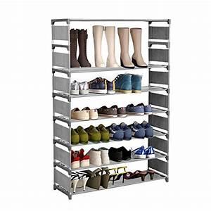 Schuhschrank Für 80 Paar Schuhe : schuhregale aus metall und weitere schuhregale g nstig online kaufen bei m bel garten ~ Indierocktalk.com Haus und Dekorationen