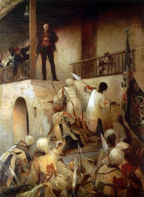 siege macdonald siege of khartoum