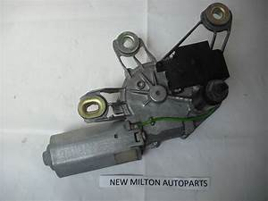 Vw Volkswagen Golf Mk4 Rear Window Boot Trunk Wiper Motor Bosch 0 390 201 201 557 1j6 955 711 C