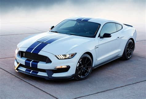 2016 Shelby Gt350 Mustang Options List Leaked