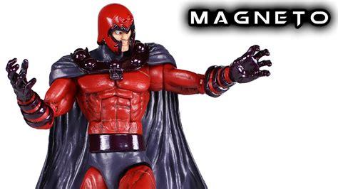 magneto marvel legends action figure custom toy