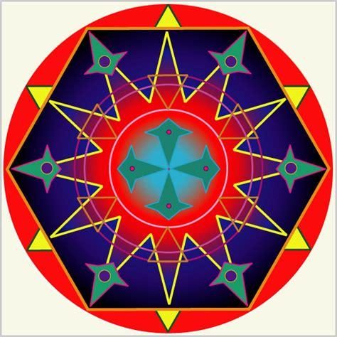 clip art clip art kaleidoscope