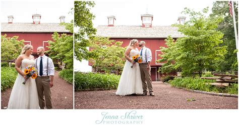 Seth & Kristi An Elegant Rustic Country Maryland