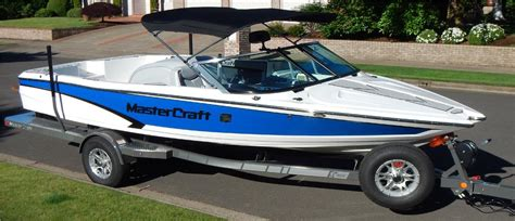 Mastercraft Boats For Sale Oregon by 2015 Mastercraft Prostar Wtt Promo Boat For Sale In Bend