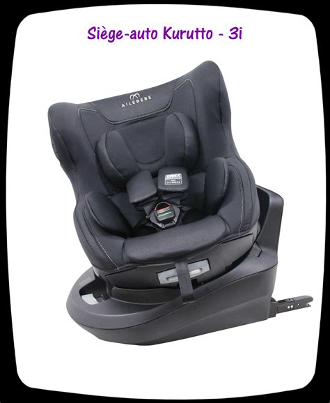 siege auto team 9 une nouveauté chez bébé 9 les sièges auto kurutto de