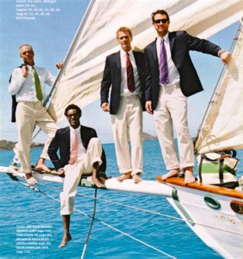 crew preppy men preppy style sailing party