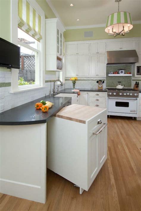 meuble cuisine petit espace aménager une cuisine 40 idées pour le design
