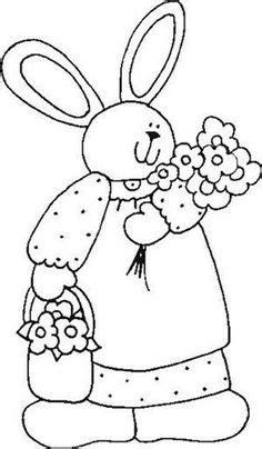 130 desenhos moldes e riscos de coelhos de p 225 scoa para colorir pintar imprimir e preparar as