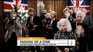 Leslie Nielsen Dies at 84 - YouTube