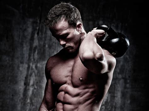 kettlebell muscle exercises build health building