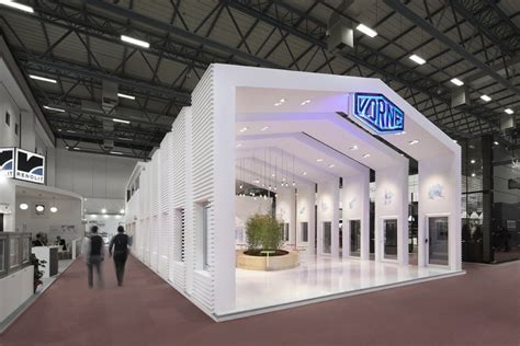 Vorne fair stand at Istanbul Window 2016 by YERce