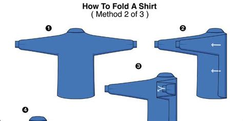how to fold a shirt the right way to pack a dress shirt business insider