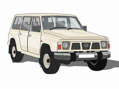 Nissan Patrol Svg Wikimedia Commons