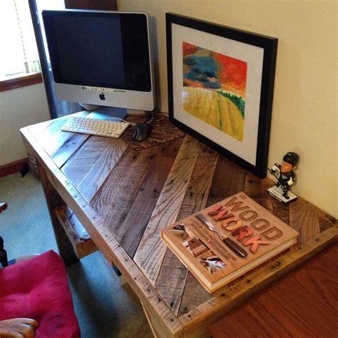 fabriquer un bureau en palette fabriquer un bureau en palette photos de conception de