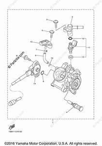 Yamaha Motorcycle 2017 Oem Parts Diagram For Intake 2