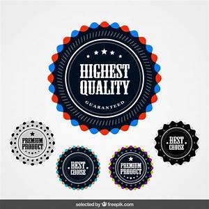 Produit Entretien Voiture Haut De Gamme : insignes collection de produits haut de gamme t l charger des vecteurs gratuitement ~ Maxctalentgroup.com Avis de Voitures