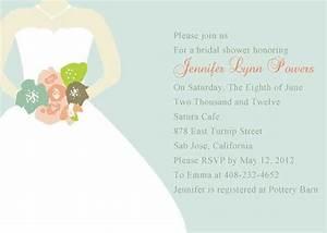 27 best bridal shower invitations images on pinterest With examples of wedding shower invitations wording