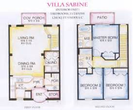 Two Story Floor Plans 2 Story House Plans Displaying Luxury Gorgeous Modern 2 Story Villa Floor Plans Sabine