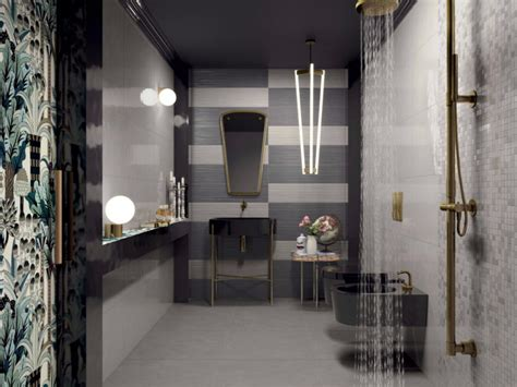 Modern Bathroom Tile Designs by These Modern Bathroom Tile Designs Will Inspire The Most