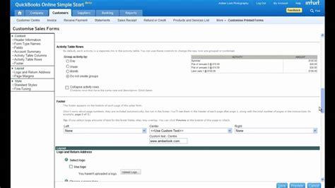 quickbooks  invoicing  invoice