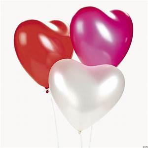 Heart Shape Balloons - Balloons China