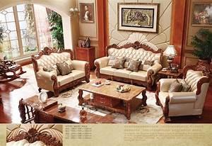 turc brun et blanc canape en cuir ensemble complet en bois With tapis de souris personnalisé avec canapé cuir et bois massif